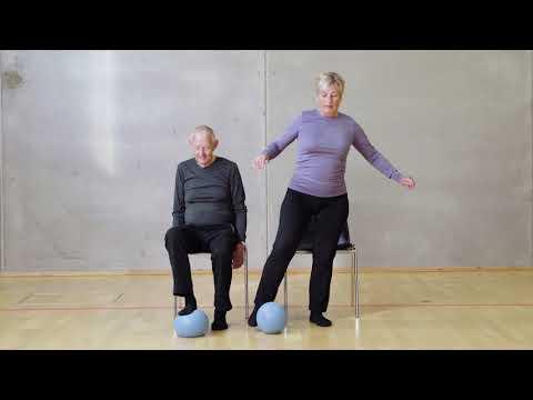 Stoletræning - Fod på bolden