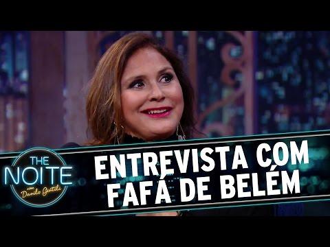 The Noite (14/03/16) - Entrevista Com Fafá De Belém