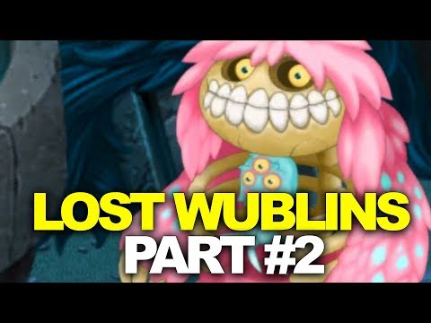 My Singing Monsters - Lost Wublins - BONA PETITE! The End?