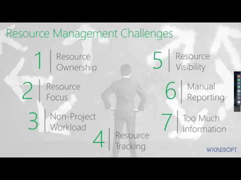 Enterprise Resource Management with Project Online - The Essential Steps to Managing Resources