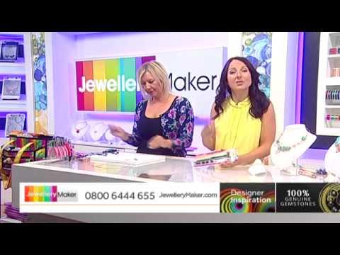 How to make genuine gemstone jewellery - JM DI 15/07/15