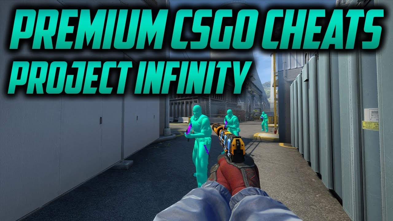 Project Infinity - Best CSGO Hacks & Undetected Free CSGO Cheats