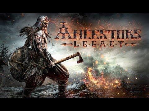 Ancestors Legacy - Let's Play Part 1: The Viking Invasion [Hard]