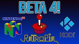 RetroPie Beta 4 for Raspberry Pi 4 (unofficial) Demo and Download