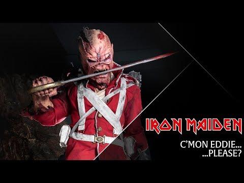 Iron Maiden - C'mon Eddie...