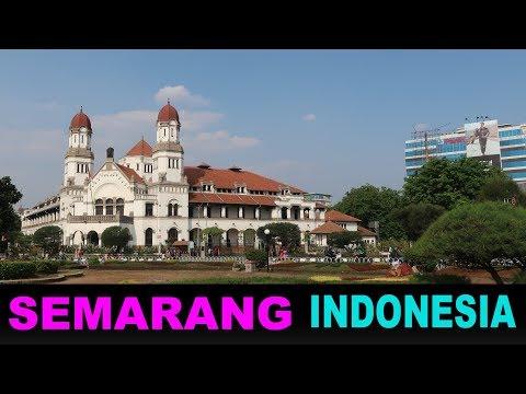 A Tourist's Guide to Semarang, Java, Indonesia