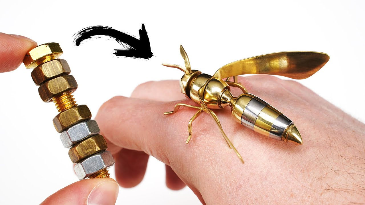 Download Forging a WASP out of Bolt and Nuts