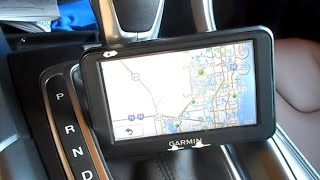 Using your own GPS in a rental car - Don't make this mistake