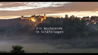 Loches - Ein Wochenende im Schäferwagen in Wolfegg