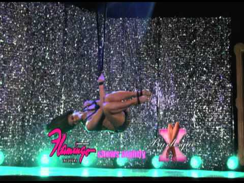 The Sexy Cast Of X Burlesque | Flamingo Las Vegas