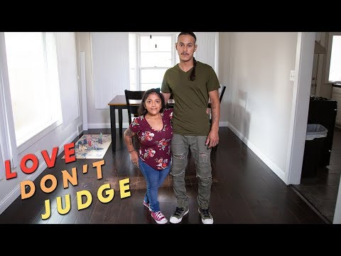 I'm Judged Because My Girlfriend Is 3ft 10   LOVE DON'T JUDGE
