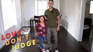 I'm Judged Because My Girlfriend Is 3ft 10 | LOVE DON'T JUDGE