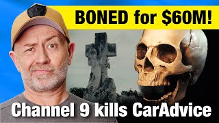 CarAdvice is dead - officially cancelled by Channel 9! | AutoExpert.com.au