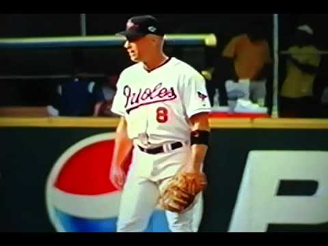 "Alex Rodriguez Forces Cal Ripken, Jr. To Play Shortstop! ""2001 All Star Game"""