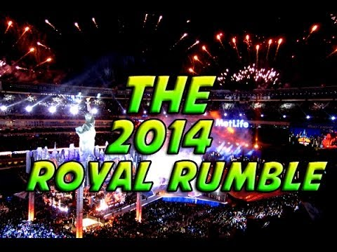 The 2014 Royal Rumble