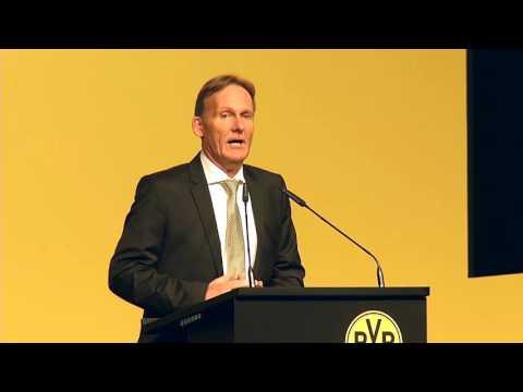 Hauptversammlung 2015: Die Rede von Hans-Joachim Watzke