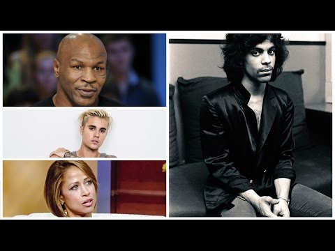 Prince Fans Drag Justin Bieber, Stacey Dash & Mike Tyson This Weekend