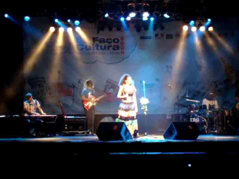 Vanessa da Mata em Aracaju - Baú