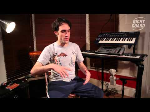 Beardyman Interview - Live at Home - London 2012 - OFF GUARD GIGS
