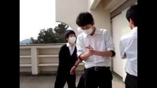 鳥取大学教育学部附属小学校校歌斉唱一番二番 イケメン☆アイランド