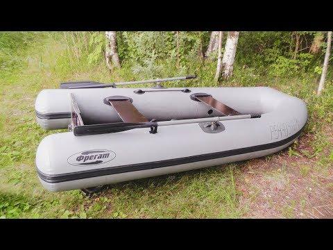 Фрегат М280 обзор и отзыв о хорошей ПВХ лодке
