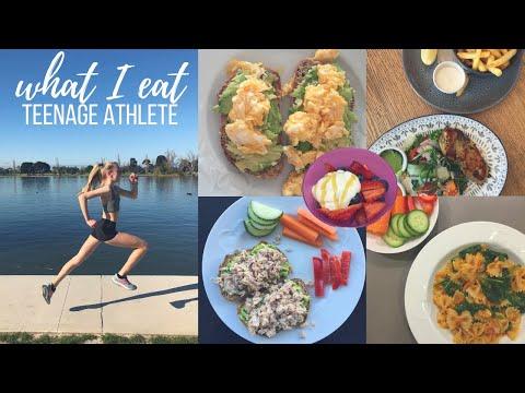 What I Eat In A Week: Aussie Teenage Athlete
