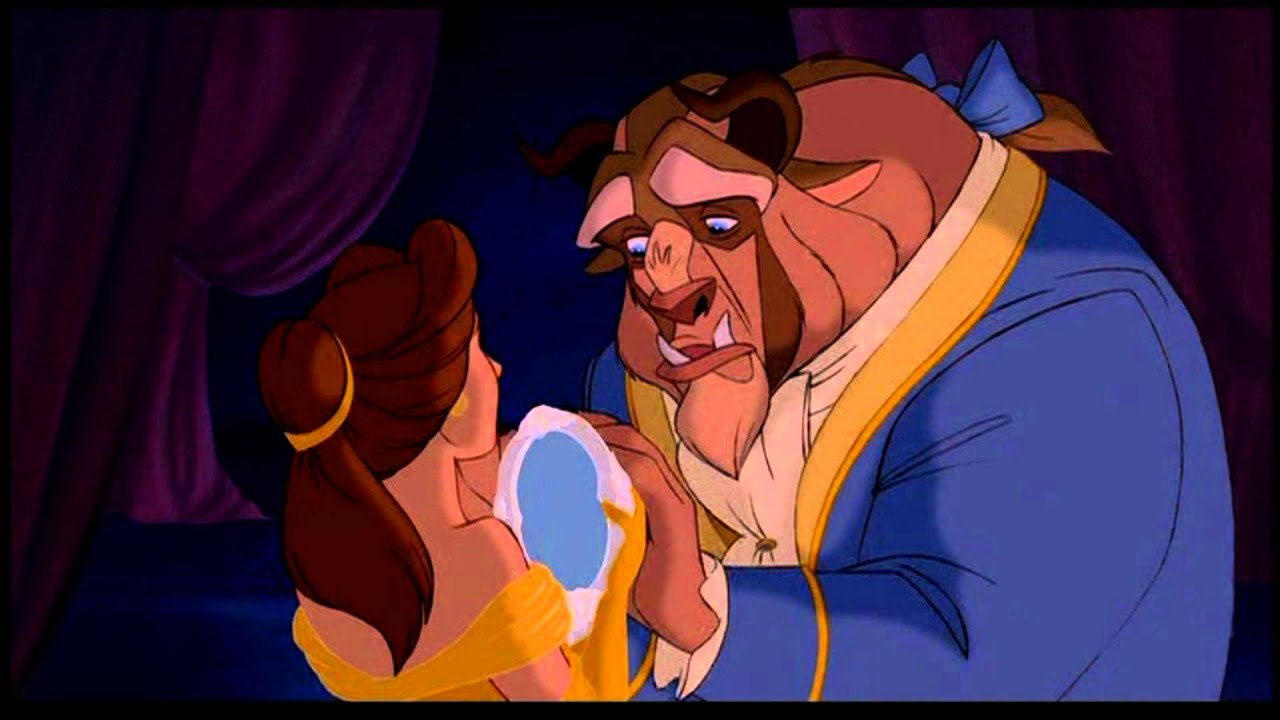 The Beast Lets Belle Go - Beauty and the Beast: Special