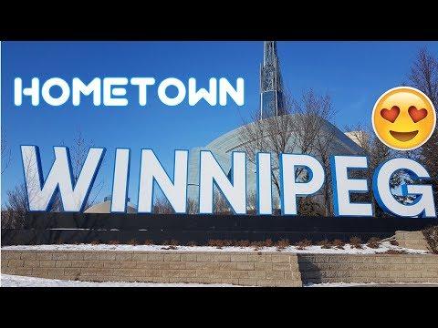 Porqué elegimos Winnipeg, Manitoba, Canada, para estudiar y trabajar?