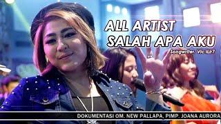 All Artist - Salah Apa Aku Koplo NEW PALLAPA (LIVE) SPECIAL MILAD Jihan Audy 16th