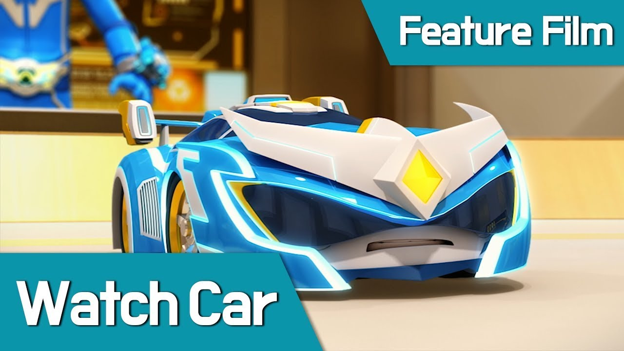 [Power Battle Watch Car] Feature RETURN OF THE WATCH MASK 2 3