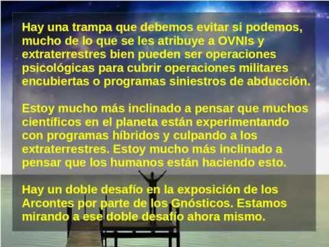 John Lash en español - Los Arcontes 4/4