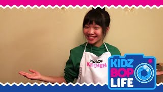 KIDZ BOP Life: Vlog # 21 - Cooking Class with Julianna