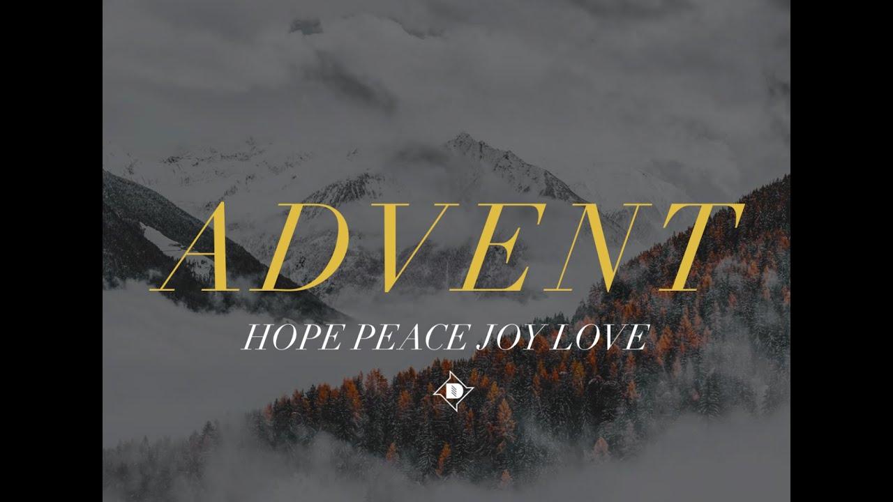 Advent: Joy - Discovery Digital Gathering 12.13.2020