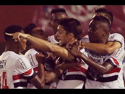 Fluminense 1 x 2 São Paulo, Melhores Momentos - Série A 17/10/2016