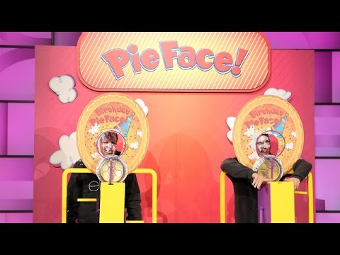 Pie Face, Birthday Edition