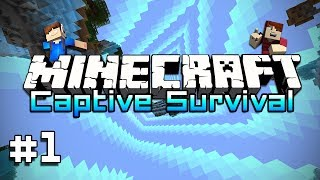 Minecraft: Captive [1x1 Survival] - Ep.1 : Back to the Beginning