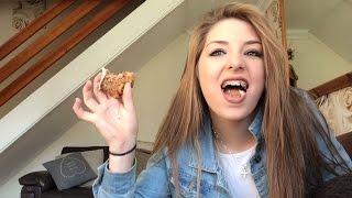 Real girls eat cake - fan video