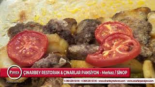 ÇINARBEY RESTAURANT - ÇINARLAR PANSİYON - MERKEZ/SİNOP