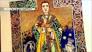 Daniel Mitsui: Nghệ nhân vẽ sách màu Công giáo dành cho người lớn