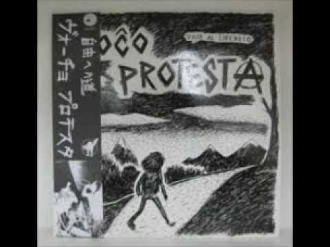 Voco Protesta -  Malluma Kurteno