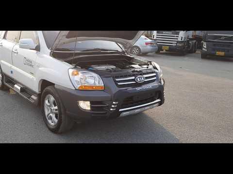 Kia Sportage(2005) TLX / 4WD / Sun roof / AV-audio