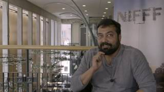 Interview - Anurag Kashyap - NIFFF 2016