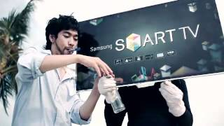 "Samsung SmartTV ""ติดเกาะ"" Digital Campaign / Message Keyword Thumbnail"