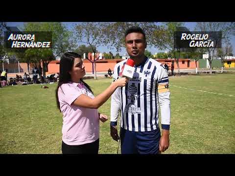 Jugador Del Partido Rogelio García - Maquinados Ortíz
