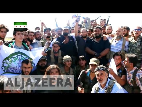 Syria war: Turkish-backed rebels seize Dabiq from ISIL