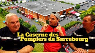 Les POMPIERS de SARREBOURG (SDIS 57) [FireCast #239]