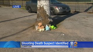 Memorial Grows For 3-Year-Old Boy Killed In Compton Shooting