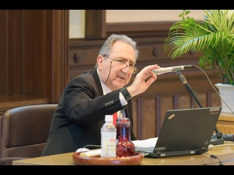 """Lecture """"Incentives and Efficiency"""" by Hugo F. Sonnenschein"""