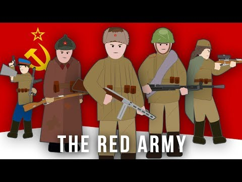 WWII Factions: The Red Army