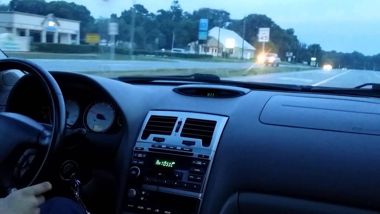2003 Nissan Maxima SE Short Drive